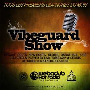 Vibeguard show 2.0-WEBADUBRADIO version