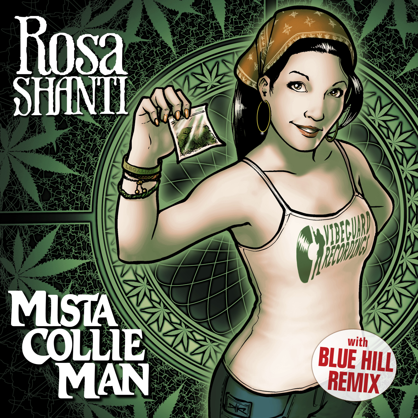 Mista Collie Man Cover
