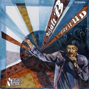 Rojah B Cover