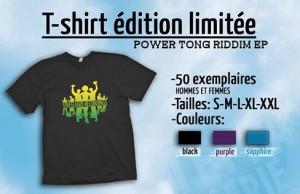 Une série de 50 T-shirts pour les beaux jours!